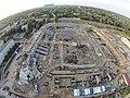 Budowa Stadionu Widzewa Łódź.JPG