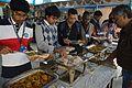 Buffet Lunch - International Photographic Conference - Photographic Association of Dum Dum - Birla Industrial & Technological Museum - Kolkata 2014-01-24 7448.JPG