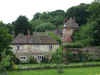 Willey, Shropshire - Willey Old Hall.