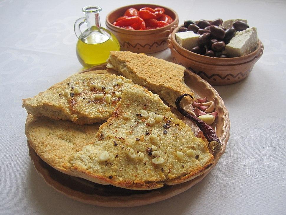 Bukë kollomoqe, bukë misri