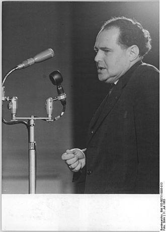 Helmut Aris - Helmut Aris in 1963
