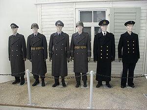 Greatcoat - Image: Bundeswehrmuseum Dresden 19