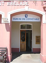 Constable's Office in St. Brelade, Jersey