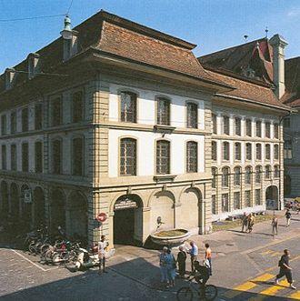 Burgerbibliothek of Berne - Burgerbibliothek of Berne