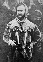 Burges as jester