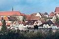 Burgweg Panorama vom Mühlacker Rothenburg ob der Tauber 20180216 004.jpg