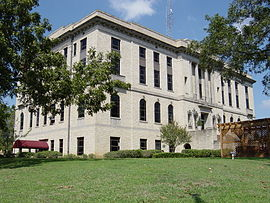 Burleson County Courthouse.JPG