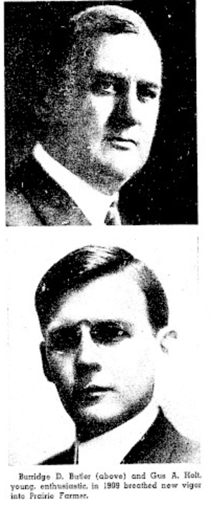 Prairie Farmer - Burridge and Holt