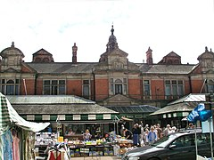 Market Hall, Burton-upon-Trent