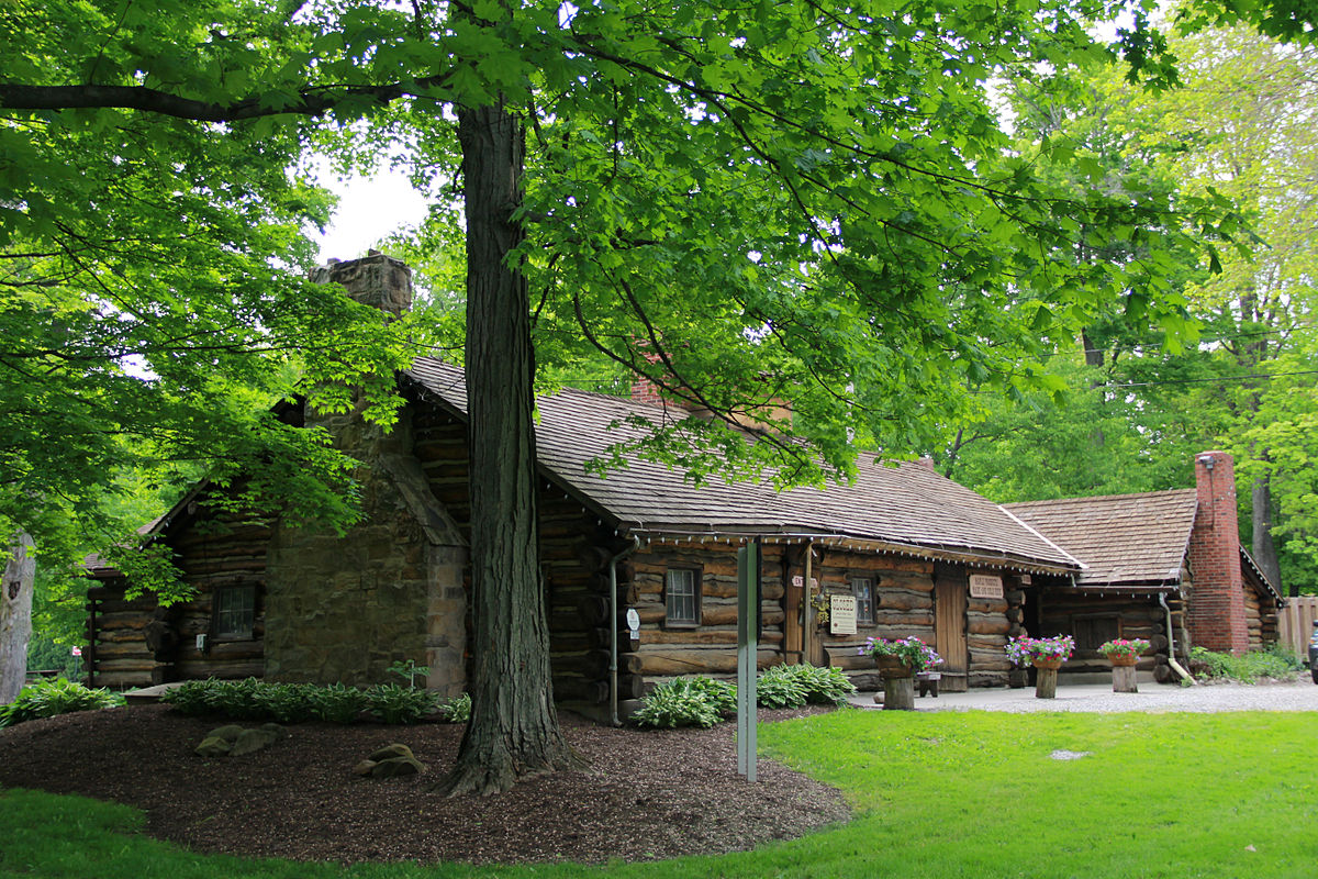 Geauga county travel guide at wikivoyage for Northeast ohio cabin rentals