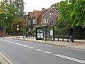 Bushalte 't Wilbert West, 2, Hengelo, Overijssel.jpg