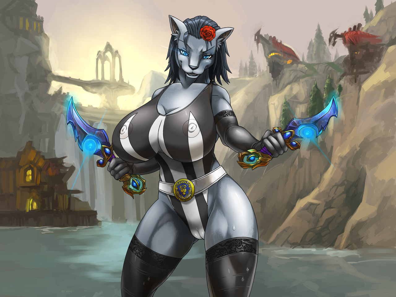 Pornopic worgen adult pic