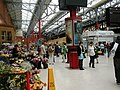 Busy concourse at Marylebone Station - geograph.org.uk - 763842.jpg