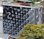 Butterfly Wall Queen St Brisbane 2 (30738631570).jpg