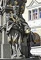 Bystrzyca Kłodzka, Figura św. Trójcy, 18.JPG