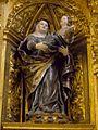 Cáceres - Catedral, interiores, Capilla del Santísimo Sacramento 4.jpg