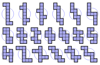 C2-Rotation-symmetric nonominoes.svg