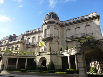Argentina–Holy See relations - Apostolic Nunciature in Buenos Aires