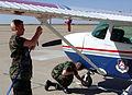 CAP cadets secure a Cessna 172 (090317-F-2156C-003).jpg