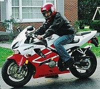 Honda cbr600rr top speed