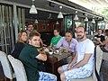 CEE WikiCamp 2015, Coffee break, 03.JPG