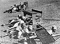 COLLECTIE TROPENMUSEUM Indonesische jongens tijdens hun soldatentraining door de Japanners TMnr 10001989.jpg