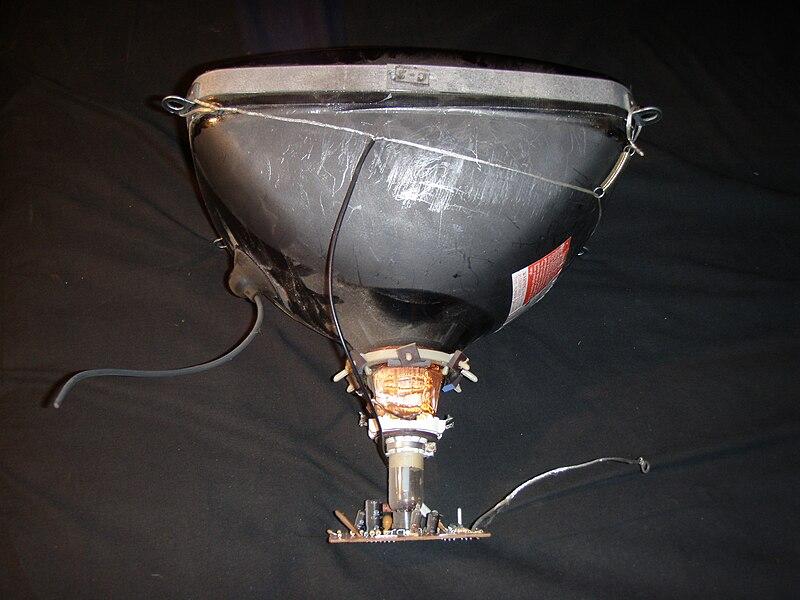Màn hình đèn ống CRT