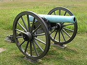 CW Arty M1857 Napoleon front