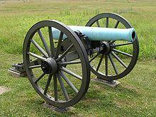 Pezzo d'artiglieria di era napoleonica