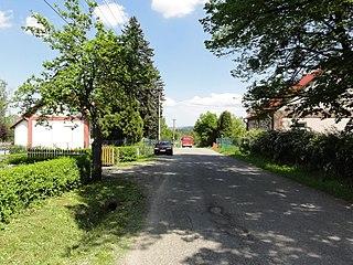 Dolní Žukov neighborhood of Český Těšín