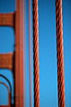 Cables of the Golden Gate bridge in San Francisco 65.jpg
