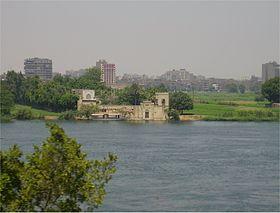 صورة معبرة عن الموضوع نهر النيل
