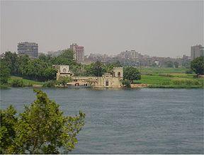 نهر النيل .. ( ح ) ..