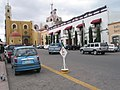 Calle, Huamantla, Tlaxcala- Street, Tlaxcala (25049433439).jpg