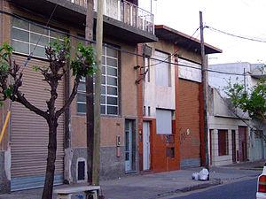 Lomas del Mirador - Characteristic street in Lomas del Mirador