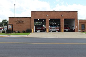 Camilla, Georgia - Image: Camilla Fire Department