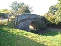 Canal bridge at Sutton - geograph.org.uk - 578837.jpg