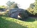 Canal bridge at Sutton - geograph.org.uk - 578837.jpg