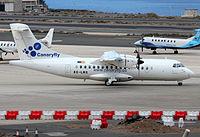 CanaryFly ATR 42-320 at Gran Canaria Airport.jpg