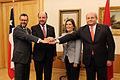 Cancilleres y ministros de Defensa de Perú y Chile se reúnen en Santiago (12349810623).jpg