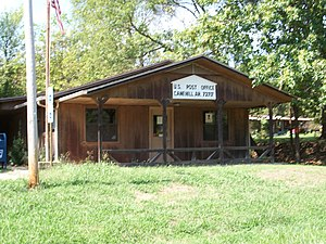 Canehill, Arkansas - Canehill Post Office