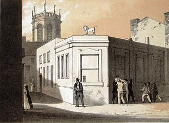 Maggie May (folk song) - Image: Canning place 1843