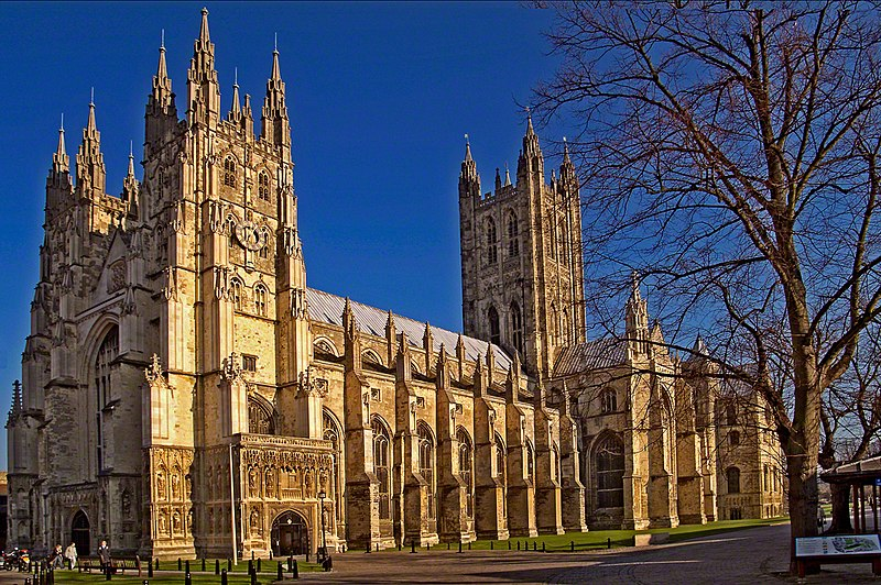 Image result for Canterbury Cathedral kent0
