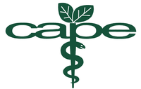 The logo for the CAPE