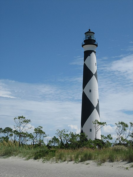 File:Cape Lookout Lighthouse.jpg