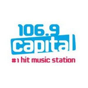 CIBX-FM - Capital FM logo
