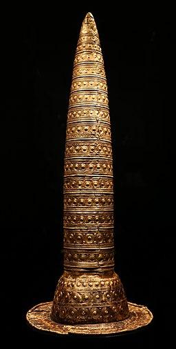 Cappello d'oro di berlino, 1000 ac ca. 01