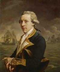 Captain Robert Man, circa 1748-1813