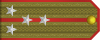 Captain rank insignia (North Korea).svg