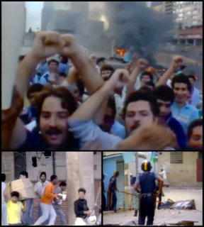 Caracazo 1989 protests in Venezuela